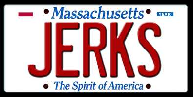 Rejected: JERKS Registry's reason: DENIED - OFFENSIVE