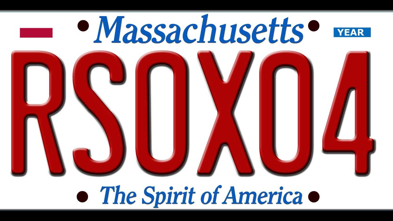 License Plates Mass Won T Let You Have