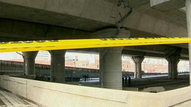 Body discovered under I-93 in Boston
