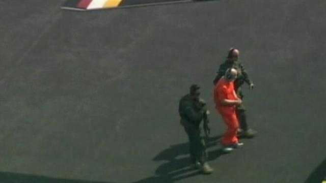 Bulger's jailhouse 911 call released