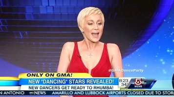Kellie Pickler gained fame as a contestant on the fifth season of American Idol. She has released multiple albums.She is teamed up with Derek Hough.