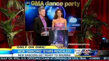 """This season's """"Dancing with the Stars"""" cast has been announced!"""
