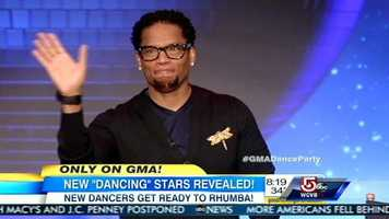 D.L Hughley is a standup comedian featured on television, film and on the radio.His professional dance partner is Cheryl Burke.