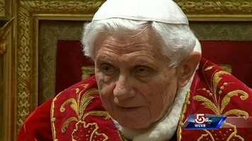 Pope Benedict XVI will spend some time at the papal summer retreat in Castel Gandolfo, overlooking Lake Albano in the hills south of Rome where he has spent his summer vacations reading and writing.