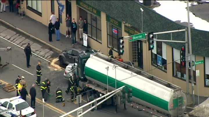 Worcester Crash
