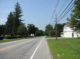 96.) South Lancaster -- 19.2 percent