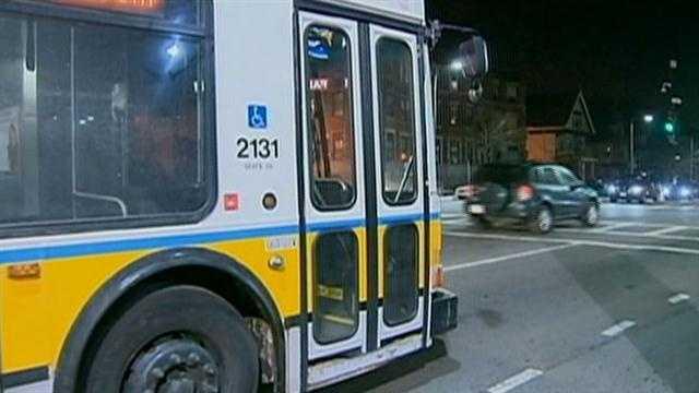 Bus Driver assault