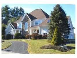 30 Andover Country Club Lane is on the market in Andover for $1.25 million.