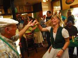 Irish roots run deep in Massachusetts. Here's a list of the most Irish towns.