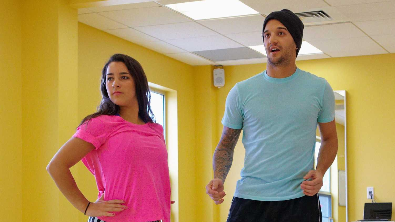DWTS Mark Ballas Aly Raisman practice -004 sized.jpg