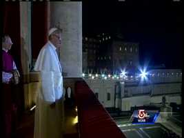 Pope Francis - the first Jesuit pope - has spent nearly his entire career at home in Argentina.