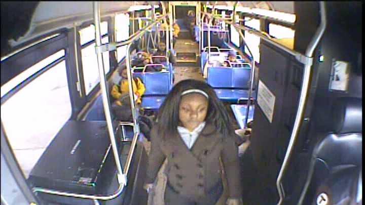 MBTA Spitting Suspect