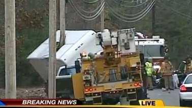 Route 28 Londonderry Crash