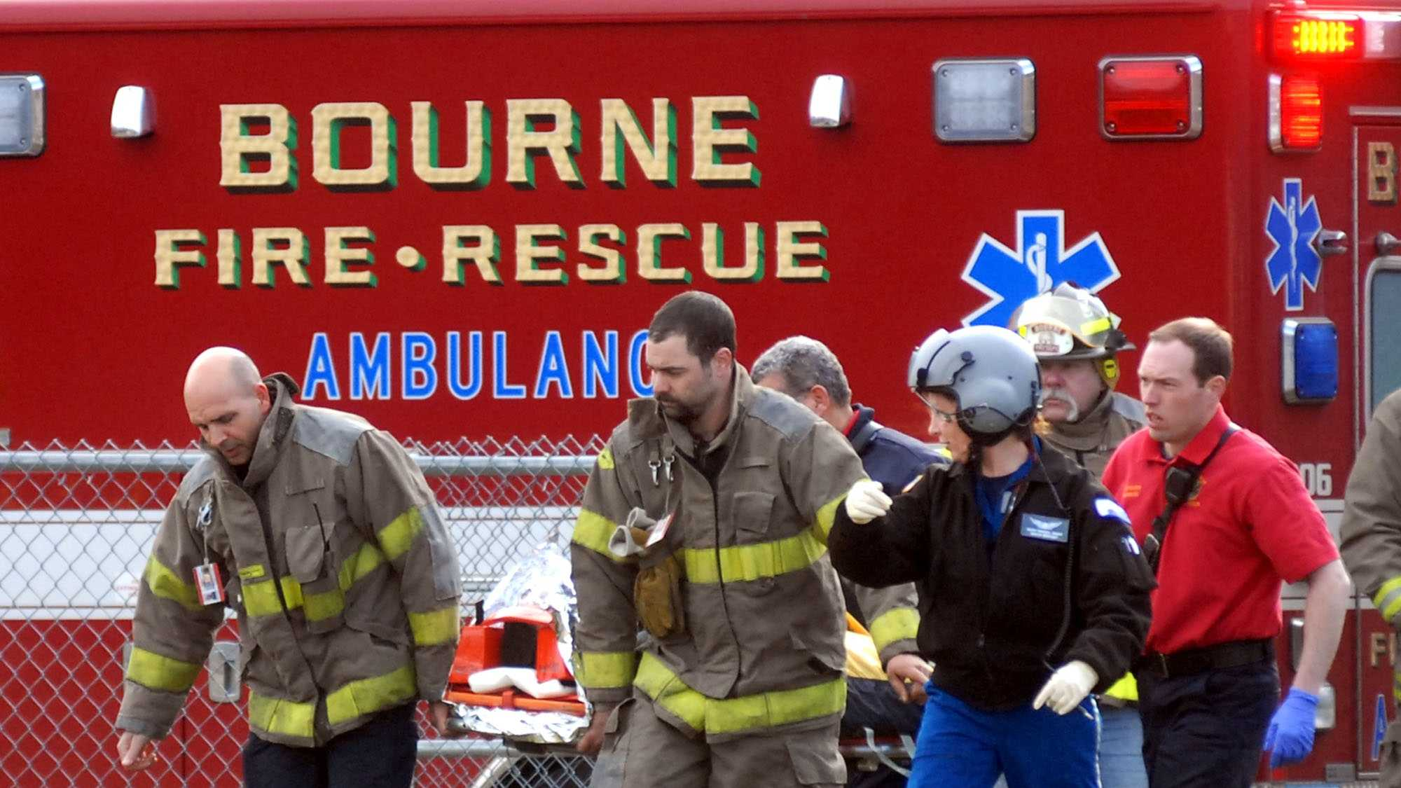 Bourne Industrial Accident