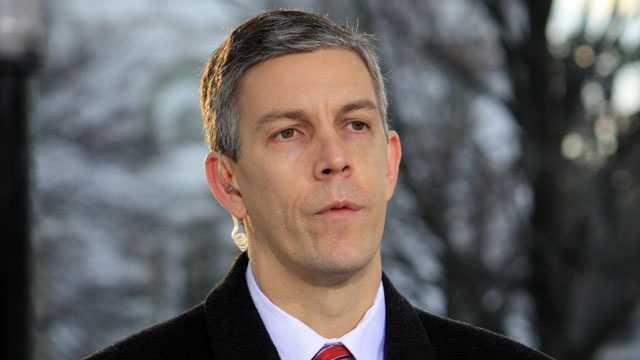 Secretary of Education Arne Duncan