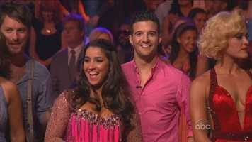 We have a breakdown of each couple's performance, and what the judges said about the dance.