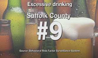 #9) Suffolk County