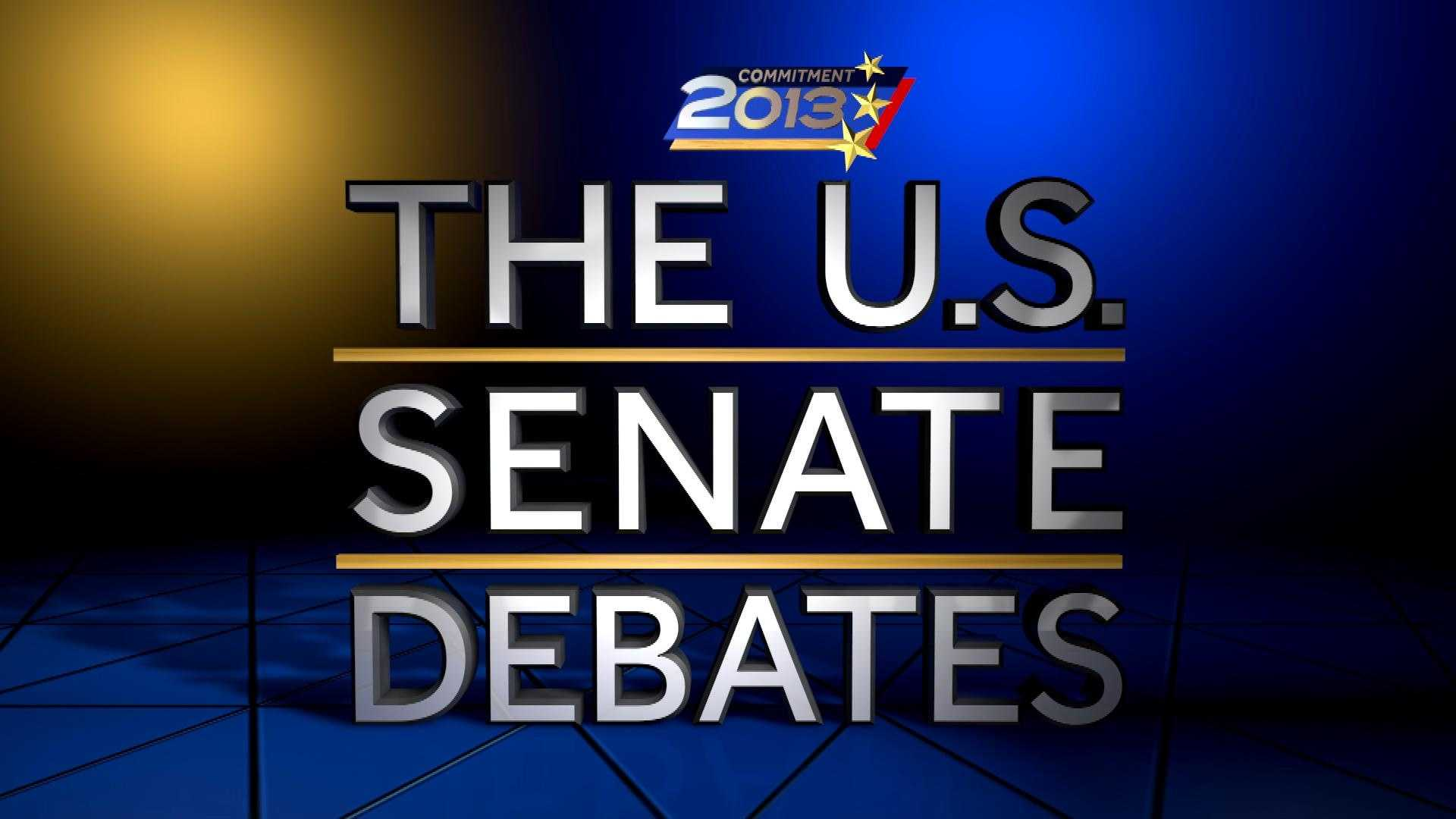Image: Senate Debate