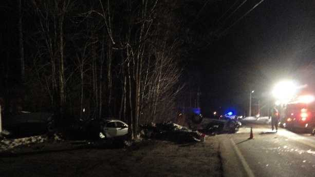 Meredith Rollover fatal
