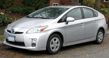 These gasoline-electric hybrids set the standard for fuel efficiency in a gasoline-powered vehicle. The TrueCar national market average price of the 2013 Toyota Prius door hatchback is $24,066, 3.7 percent less than the MSRP, and the Prius V five door wagon is $26,350, four percent less than MSRP.
