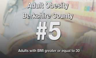 #5) Berkshire County