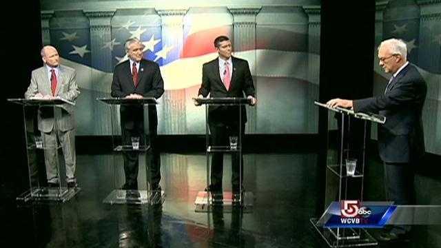GOPs at debate