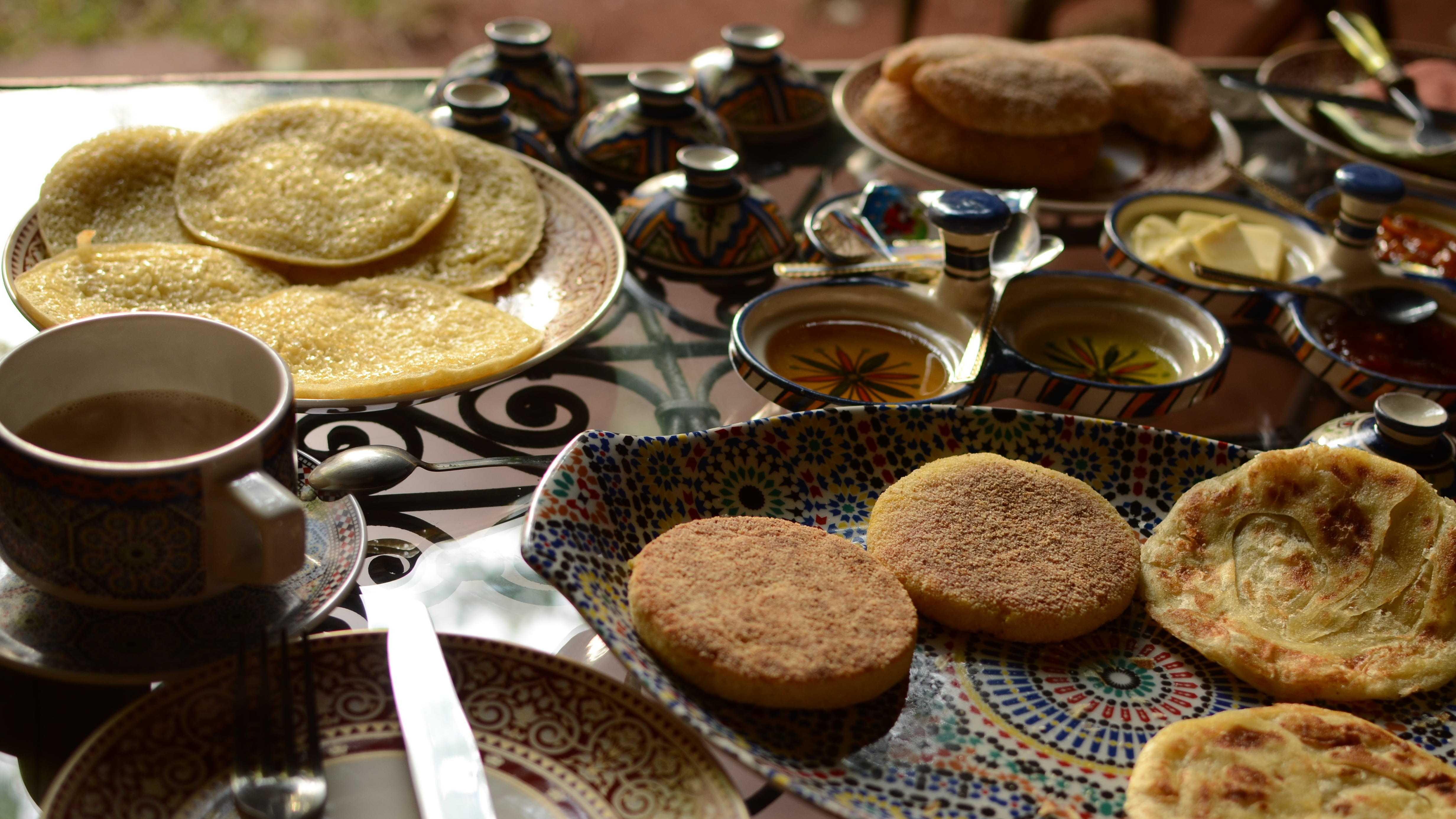 Breakfast still photos