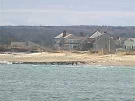 Critic say the jetty also prevents the sand from re-nourishing the Sandwich Beaches.