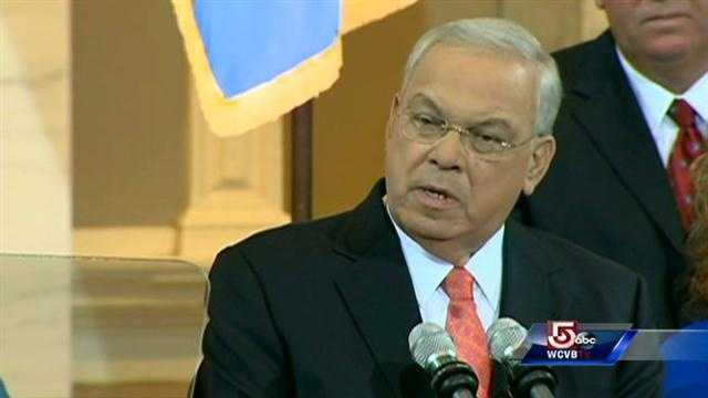 Menino at Faneuil Hall
