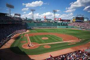 Today is Opening Day across the country for Major League Baseball.Click through to find out which notable active baseball players were born in New England.