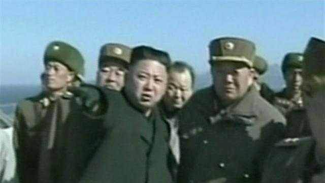 Tensions rise between North Korea, U.S.