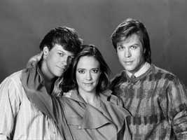 Frisco comes to town in 1984 as the lead singer of the band Blackie and the Riff Raffs.