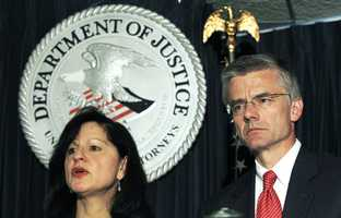 The office of U.S. Attorney Carmen Ortiz prosecuted the case. FBI Special Agent in Charge of the Boston Field Division Richard DesLauriers led the investigation.