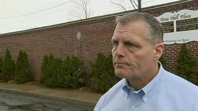 ASHLAND POLICE CHIEF ON LEAVE