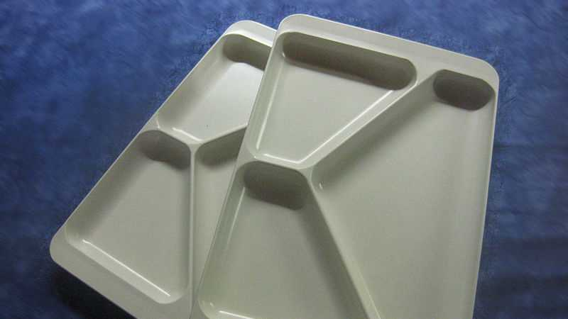 lunch tray, cafeteria, school lunch