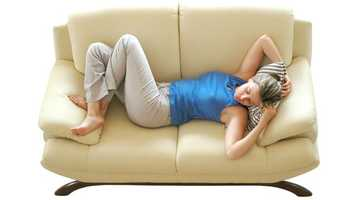 """Give your spouse the gift of lounging around.One Saturday morning, wake them up with a coupon for a """"do-nothing day."""""""