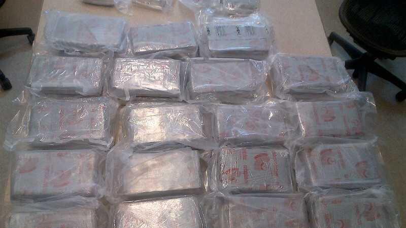 Andover Cocaine Seized