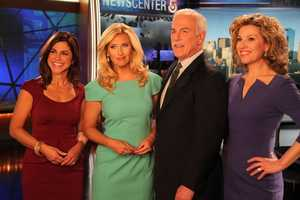 The new EyeOpener team starting in June:  Cindy Fitzgibbon, Bianca de la Garza, Randy Price and Dorothy Krysiuk