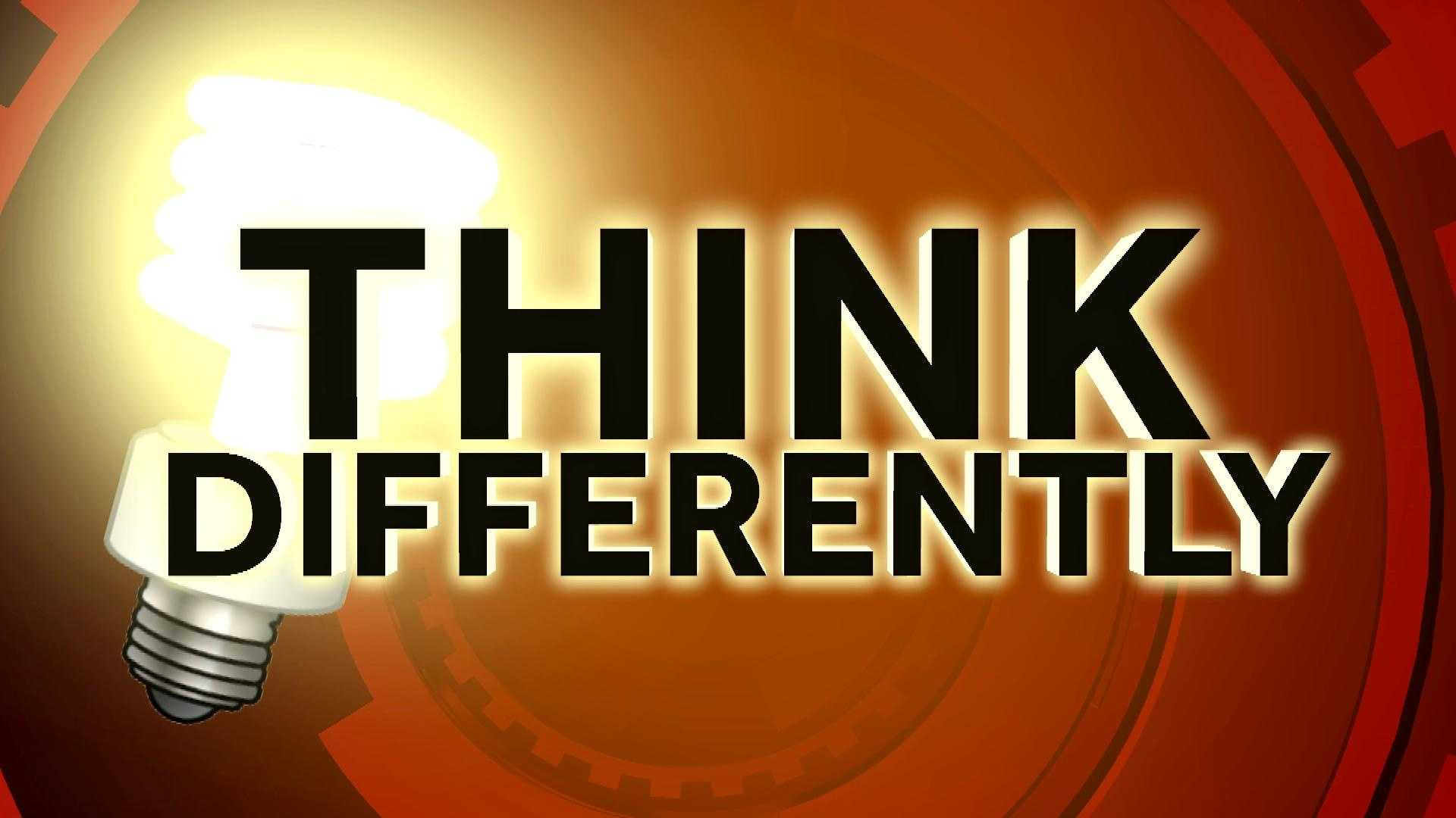Image: Think Differently