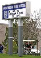 April 20, 1999: The Columbine High School massacre took place.