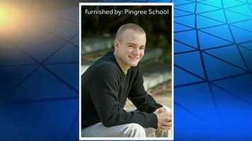 """We are deeply saddened by the unfathomable news of the tragic death of Tim Chaloux, a charismatic senior at Pingree who was looking forward to graduation and college,"" the school said in a statement."