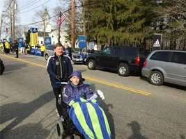 Dick and Rick Hoyt are running their 31st Boston Marathon.
