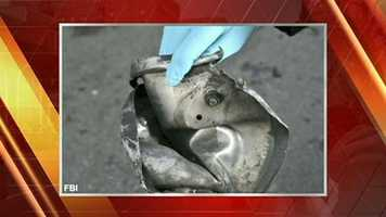 Investigators said they have not yet determined what was used to set off the explosives.