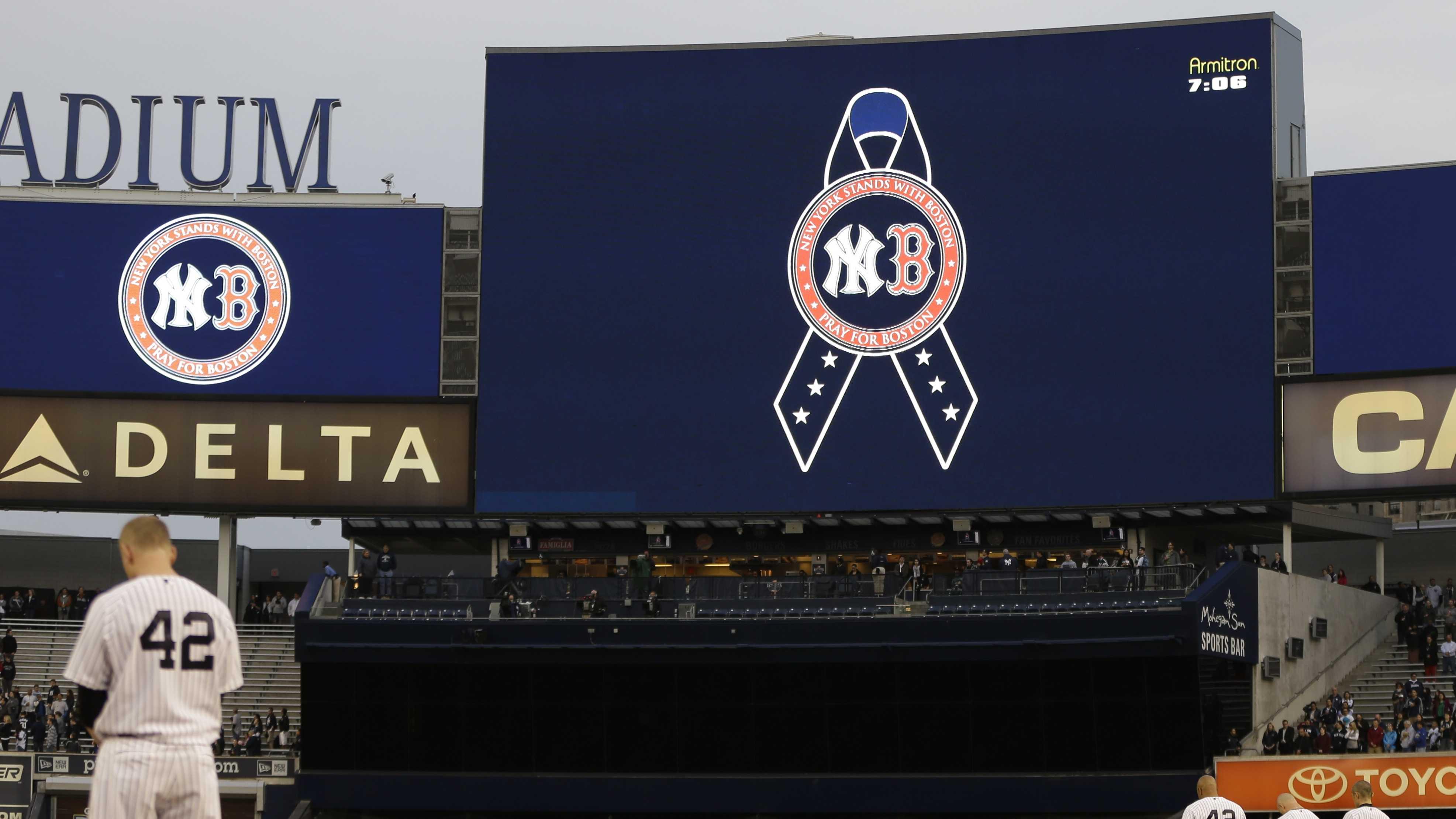 Yankee Stadium Sweet Caroline