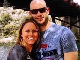 Nicole and Michael Gross of Charlotte, N.C. were seriously injured.