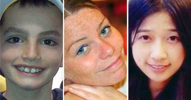 Martin Richard, Krystle Campbell and Lingzi Lu were killed in the blasts.