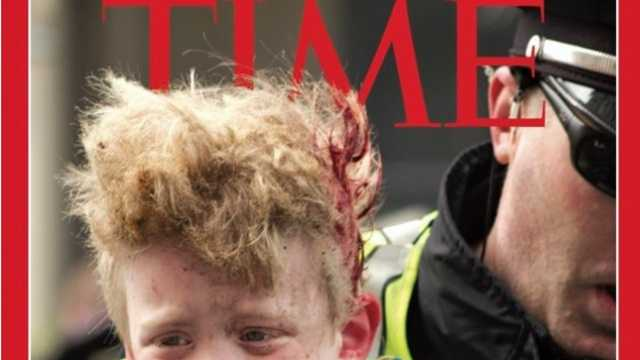 Time Magazine Hero Cop Cover