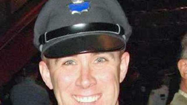 Richard Donohue MBTA Police Officer