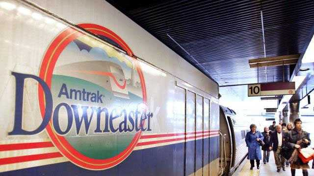 Amtrak Downeaster