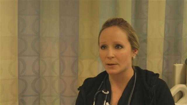 Megann Prevatt MGH Nurse